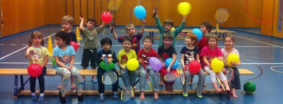 Kinderturnen 2017 Turnverein Eglisau