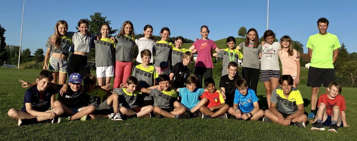 Teens mixed 2020 Turnverein Eglisau
