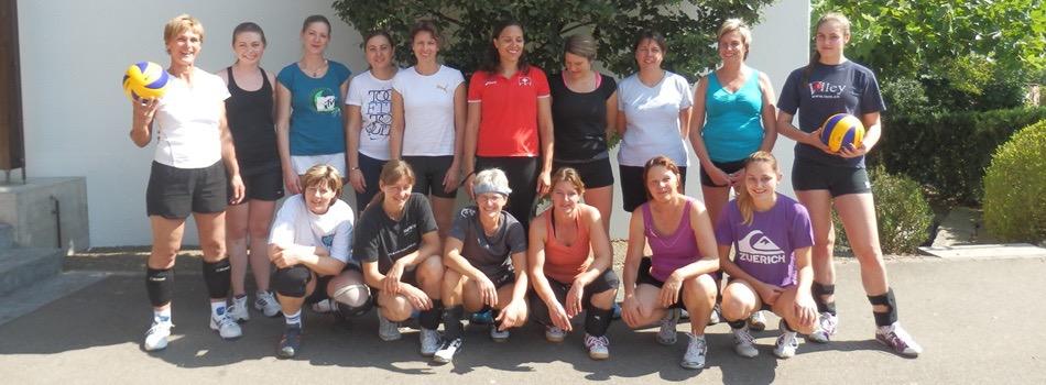 Volleyball 2017 Turnverein Eglisau